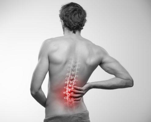 Causes of lumbar radiculopathy