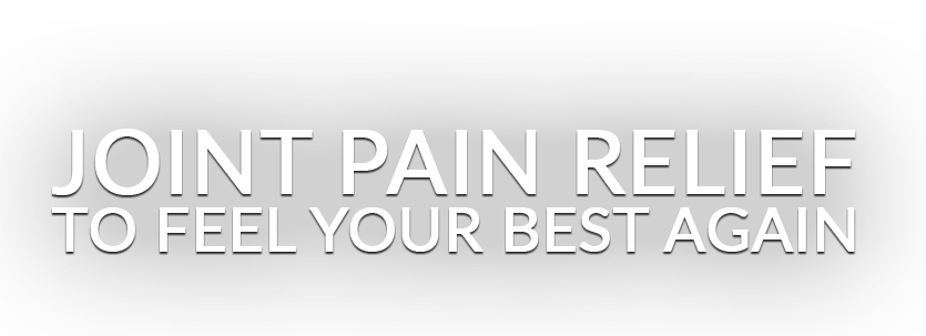 Join Pain Relief To Feel Your Best Again